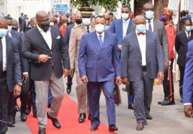 Rodrigue Nguesso veut « accompagner le développement du Congo »