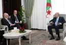 Le président algérien en Allemagne pour se soigner du coronavirus